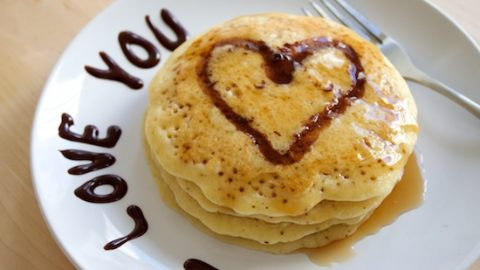 Pancakes and Love